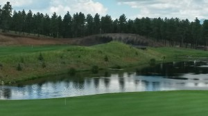 Beautiful Golf Course at Flagstaff Ranch