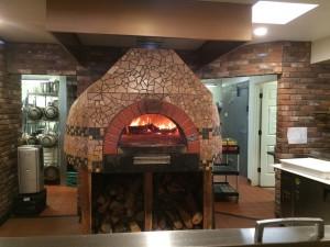 Italian Fire Brick Oven