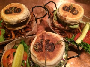 Diablo Burger patent branded buns