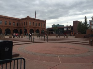 Heritage Square in Flagstaff, AZ